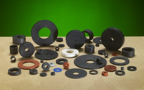 rubber washer product line