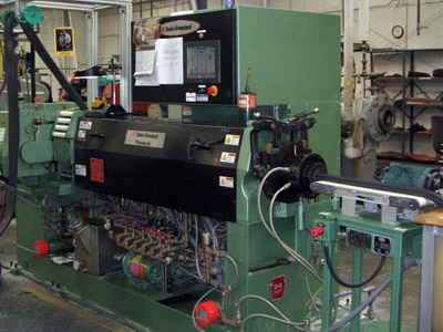 Extrusion for rubber products