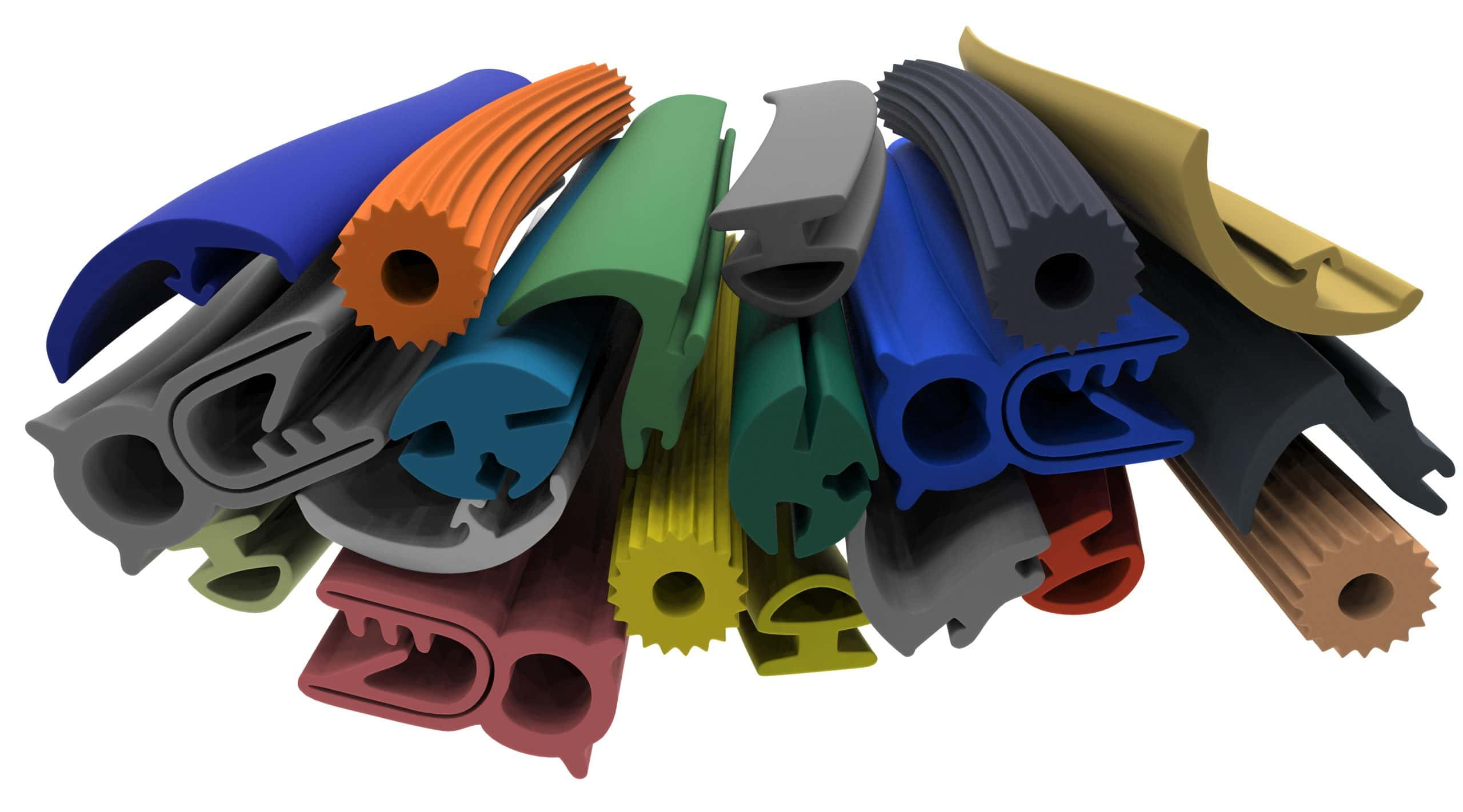 silicone rubber properties