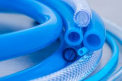 rubber and silicone tubing for medical