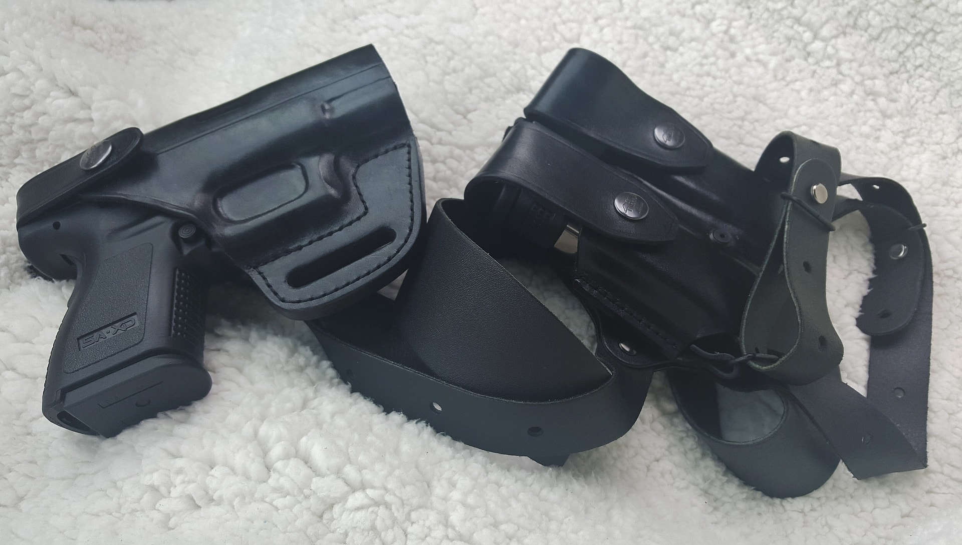 An Intro to Rubber Spacers for Holsters